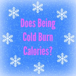 Does cold burn fat